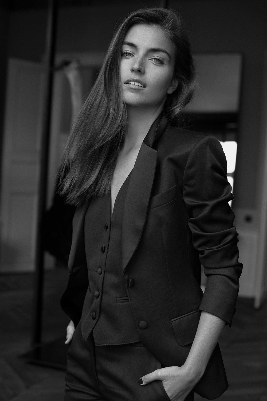 Campaign for Une Robe un Soir in Paris