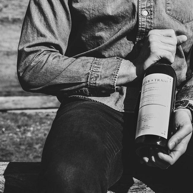 A little something for those Sunday Scaries. . . . . .  #wine #washingtonwine #barterandtrade #wawine #winelover #winestagram #winetime #wineoclock #winery #winenot #wines #winelife #pasorobles #centralcoast #sundayscaries