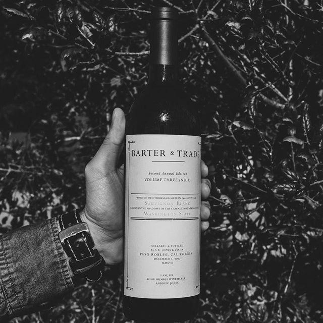 What are you uncorking on this #thirstythursday? . . . . .  #wine #washingtonwine #barterandtrade #wawine #winelover #winestagram #winetime #wineoclock #winery #winenot