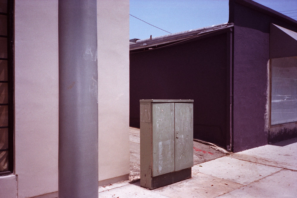(Un)colored, Los Angeles
