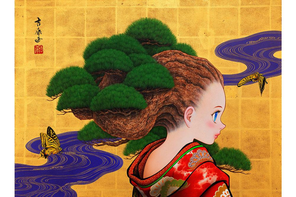 Takada - Matsubara
