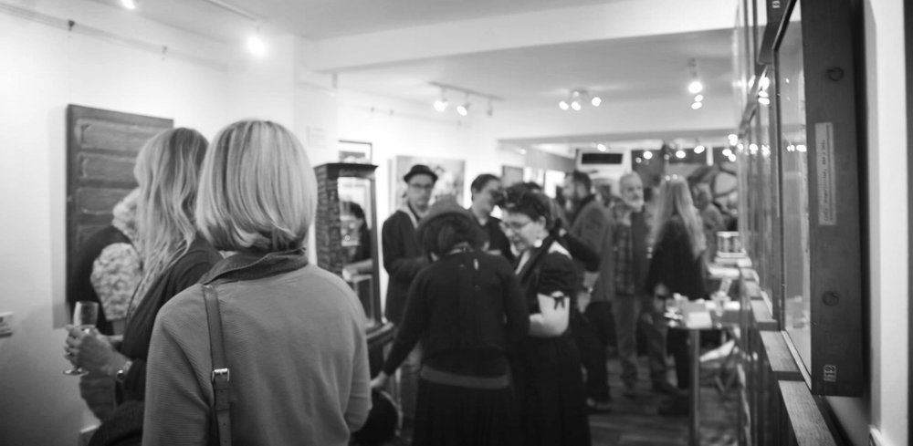 EXHIBITIONS - stay tuned for our 2018 event calendar - upcoming shows to be announced soon!