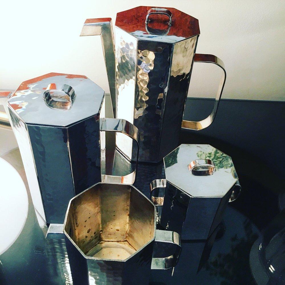 COFFEE + TEA SERVICE