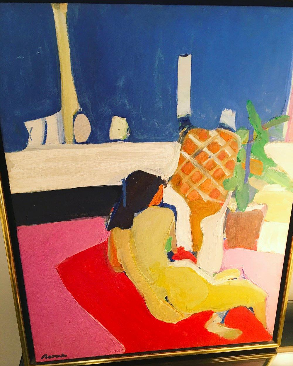 OIL BY TADASHI ASOMA