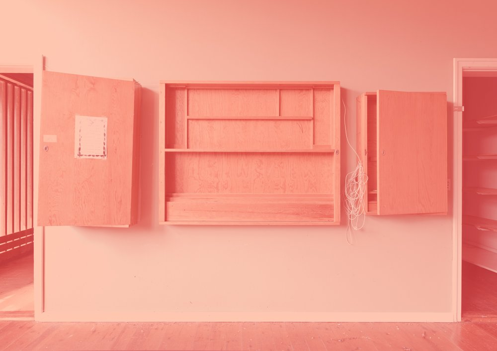 Untitled #2, School of Pink series