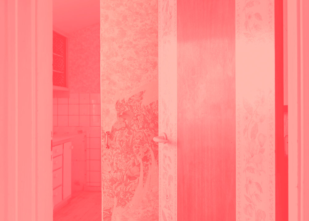 Untitled #5, School of Pink series