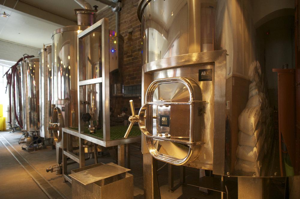 Brew Lab:Hackney