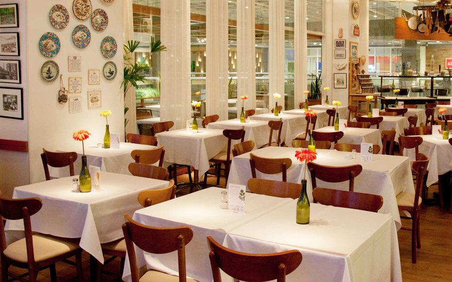 IN HOUSE CAFE BISTRO  Avenida das Americas 7777. Rio de Janeiro, Brasil Telefono: +55 21 2438 7638 www.inhousecafebistro.com.br  contato@inhousecafebistro.com.br