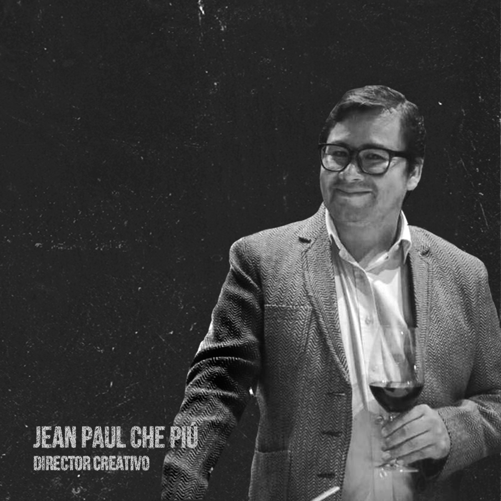 jean paul che piu palao director creativo artfood