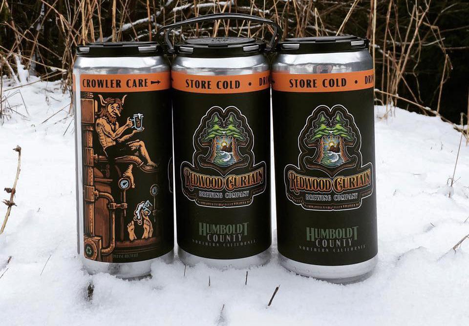 REDWOOD COURTAIN  Dirección:550 South G St. #6, Arcata, CA 95521 Teléfono:+1 (707) 826-7224 Web: https://redwoodcurtainbrewing.com/  Correo Electrónico: office@redwoodcurtain  brewing.com  @facebook: https://www.facebook.com/Redwood-Curtain-Brewing-Company-129771337093357/  @instagram: https://www.instagram.com/redwoodcurtainbrewing/  @twitter: https://twitter.com/redwoodcurtain