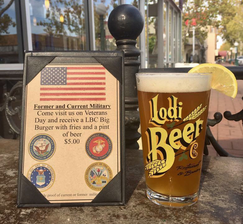 LODI BEER CO.  Dirección: 105 South School Street, Lodi, CA, 95240 Teléfono: +1 (209)368-9931 Web:  http://lodibeercompany.com  Correo Electrónico:  sam@lodibeercompany.com  @facebook:  https://www.facebook.com/lodibeercompany/  @instagram:  @twitter: