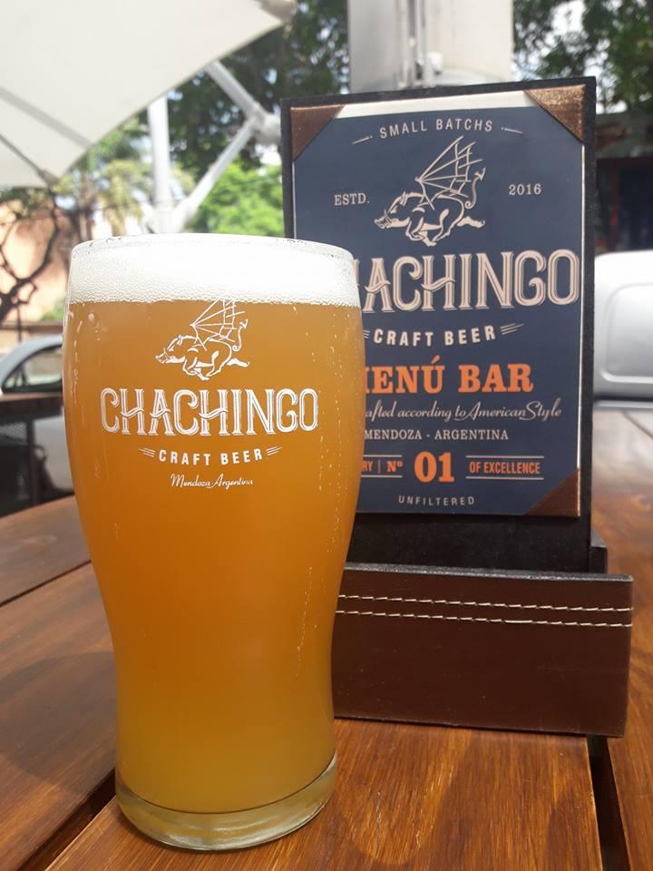 CHACHINGO CRAFT BEER  Address: Av. Arístides Villanueva 383, 5500, 5500 Mendoza, Argentina Phone: +54 261 338-6365/ +54 0261 338-6365 Web:  http://chachingo-craft-beer.negocio.site/   @facebook   @instagram   @twitter