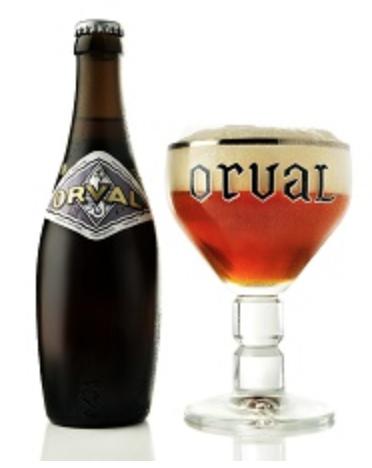 ORVAL  Address: Abbaye d'Orval. Orval, n°1, B-6823 Villers-devant-Orval Phone: (+32) 61 31 10 60 Web:  http://www.orval.be/en/8/Brewery