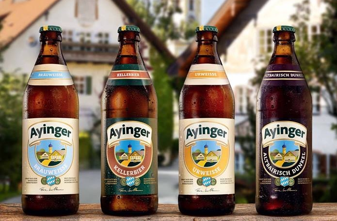 AYINGER BREWERY  Instagram: @  ayinger.privatbrauerei