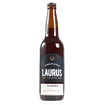 Laurus  Web:  http://cervezalaurus.com.ar/   @facebook   @instagram   @twitter