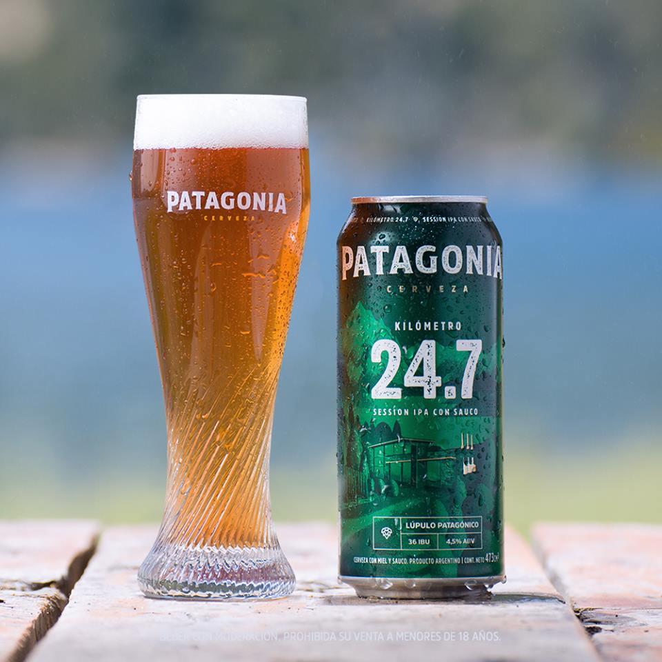 PATAGONIA  Address: Ruta 77, Km 24.7. 8400 San Carlos de Bariloche Phone: +54 294 445-0124 Web:  http://www.cervezapatagonia.com.ar/   @facebook   @instagram