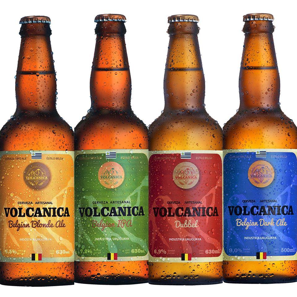 VOLCANICA  Address:Calle E m159 s14,, Esq. Calle 12, 16002 Las Toscas, Departamento de Canelones, Uruguay Phone:+598 4372 1769 Web: http://volcanica.com.uy/  Email: CERVEZA@VOLCANICA.COM.UY   @facebook