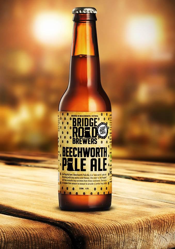 BRIDGE ROAD  Address: 50 Ford St. 3747 Beechworth, Victoria Phone: +61 3 5728 2703 Web:  https://bridgeroadbrewers.com.au/shop-beers/chevalier/saison/  Email:  info@bridgeroadbrewers.com.au   @facebook   @instagram   @twitter