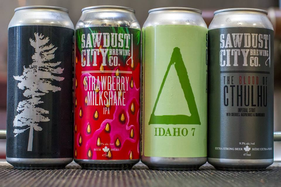 SAWDUST  Address: 397 Muskoka Rd. North (4.513,85 km) P1P 1G3 Gravenhurst, Ontario Phone: +1 705-681-1100 Web:  https://www.sawdustcitybrewing.com/   @facebook   @twitter