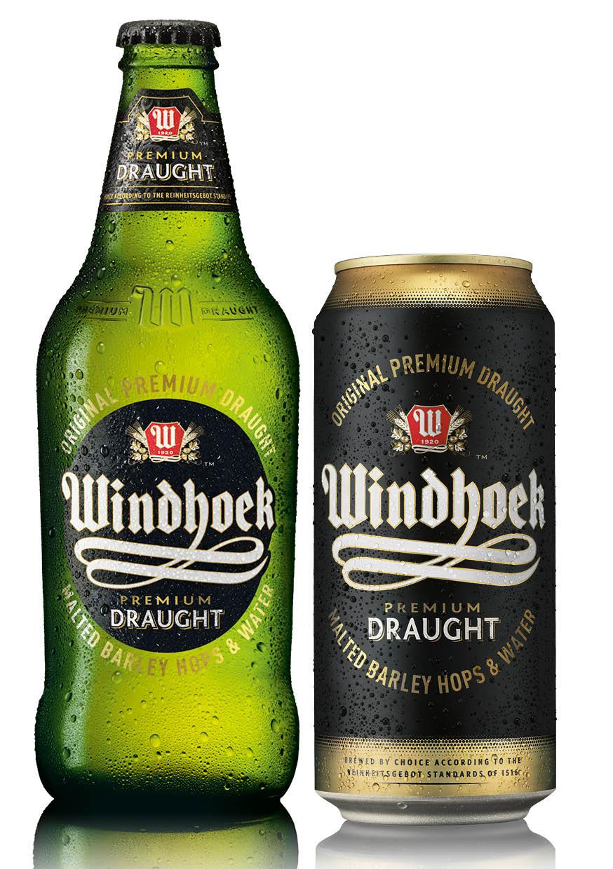 Windhoek Draught  Phone:(61) 320-4999 Email: nambrew@olfitra.com.na