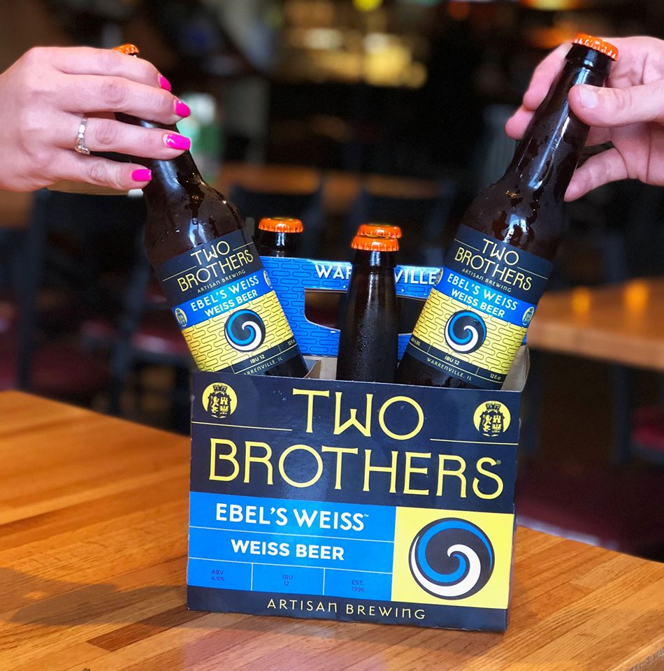TWO BROTHERS BREWING COMPANY  Address: 4321 N Scottsdale Rd, Scottsdale, AZ 85251, US. Phone: +1 (480) 378-3001 Web:  http://twobrothersbrewing.com/  Email:  info@twobrothersAZ.com  @facebook:  https://www.facebook.com/TwoBrothersBrewing  @instagram:  https://www.instagram.com/twobrothersaz/  @twitter:  https://twitter.com/TwoBrothersBeer