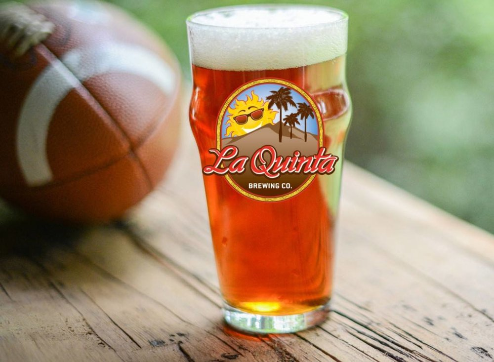 LA QUINTA BREWING CO  Address: 77917 Wildcat Drive, Palm Desert, CA 92211 Phone: +1 (760) 200-2597 Web:  http://www.laquintabrewing.com/   @facebook  @instagram:  https://www.instagram.com/laquintabrewing/  @twitter:  https://twitter.com/LaQuintaBrewing