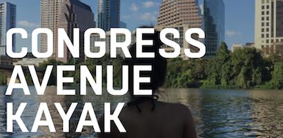 Congress Avenue Kayak