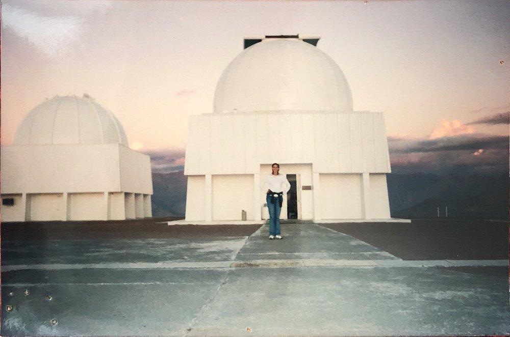 Cerro Tololo Observatory near Vicuña,Chile, 1998