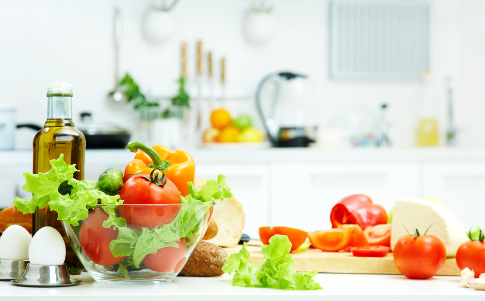 High Quality Kitchen Fresh Foods Nor Healthy Eating On A
