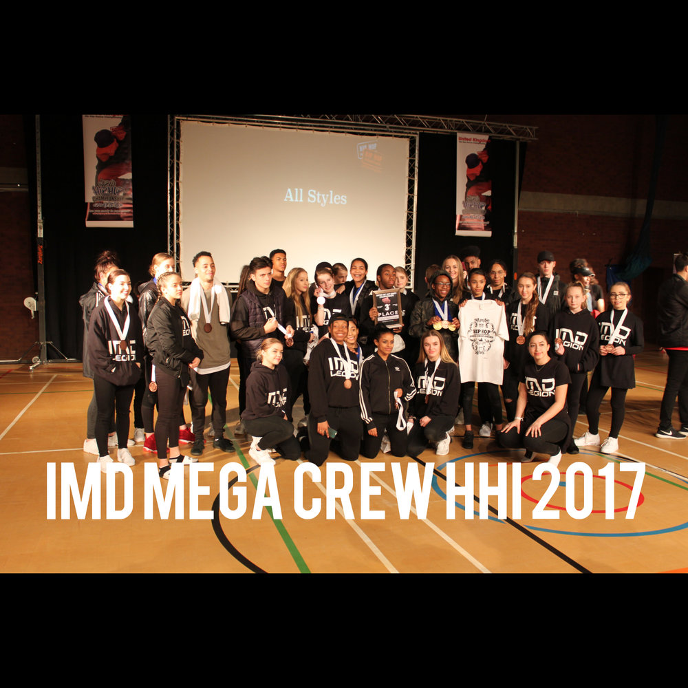 IMD LEGION HHI 2017 MEGA CREW