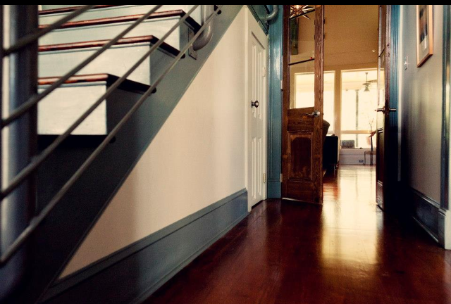 Doors - Repurposed floors and doors in new construction. Making the new look old is our specialty.