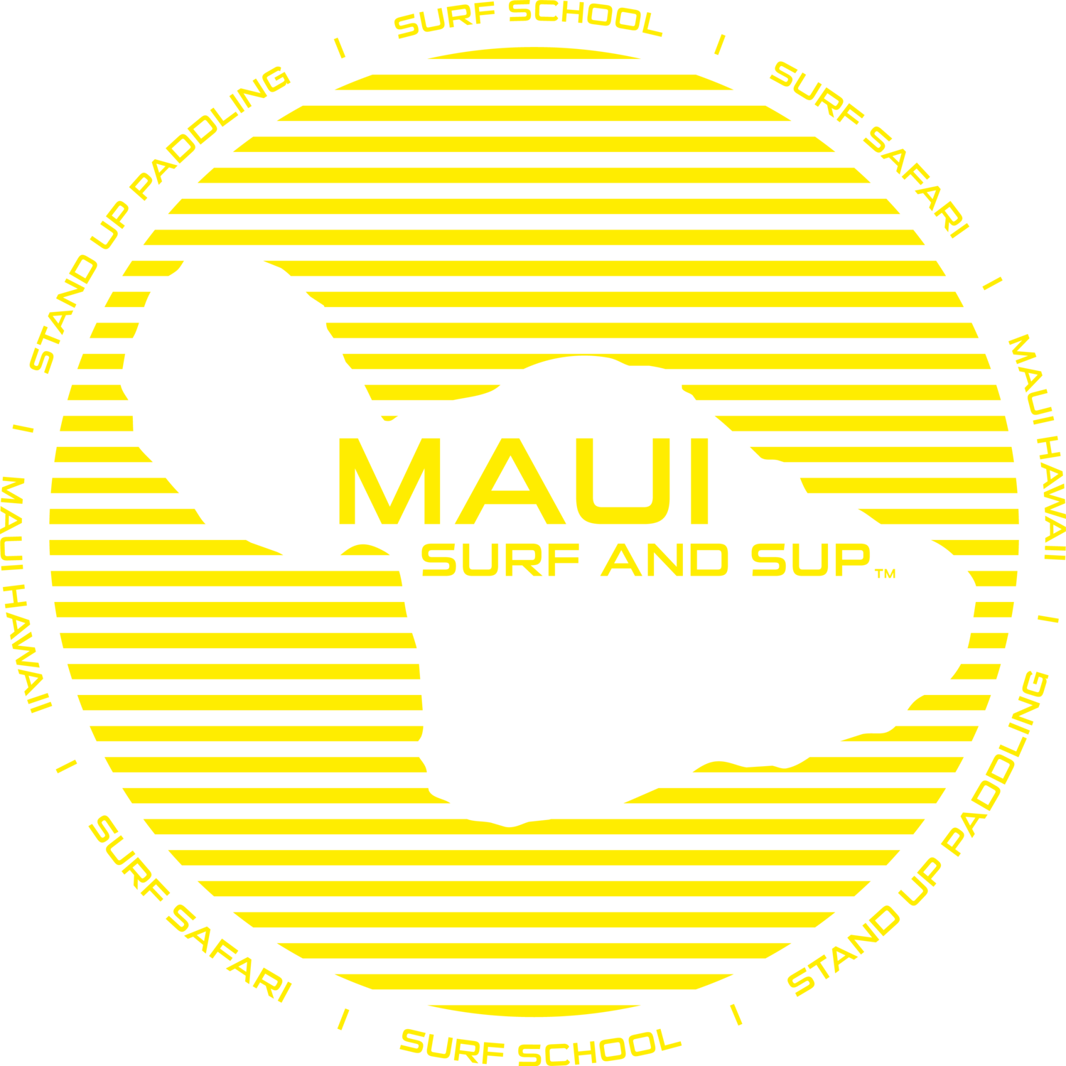 Maui Surf and SUP
