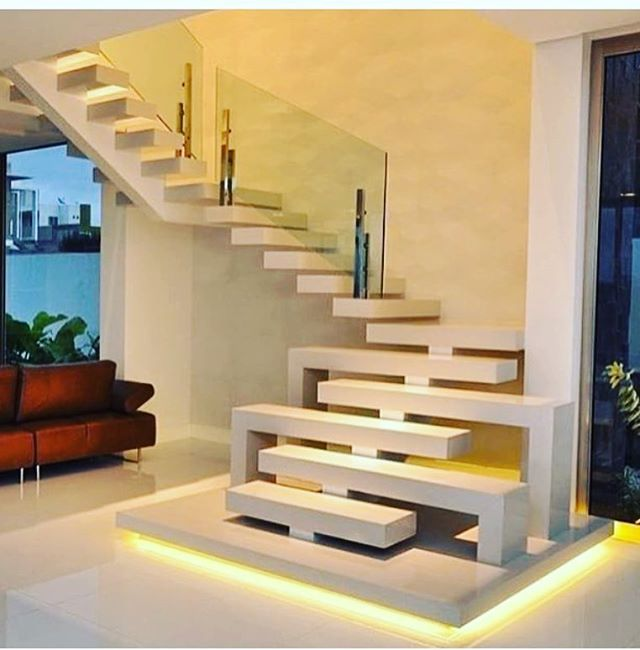 Sick steps via @architectureoskar #Bozstyle #LuxuryHome #DreamHome #Luxury #RealEstate #ModernHome #Millionaire #Design #Architecture #ArchitectureLovers #Wealth #Realtor #Modern #Success #Entrepreneur #GodIsGood #DreamBig #Modernism #InteriorDesign #Decor #InteriorDecor #Decorating #Mansion #Celebrity #Gorgeous #Contemporary #Style #stairs #modernstaircase