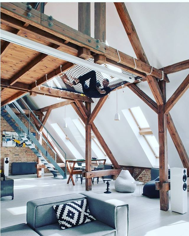 That loft life via @d.signers #Bozstyle #LuxuryHome #DreamHome #Luxury #RealEstate #ModernHome #Millionaire #Design #Architecture #ArchitectureLovers #Wealth #Realtor #Modern #Success #Entrepreneur #GodIsGood #DreamBig #Modernism #InteriorDesign #Decor #InteriorDecor #Decorating #Mansion #Celebrity #Gorgeous #Contemporary #Style