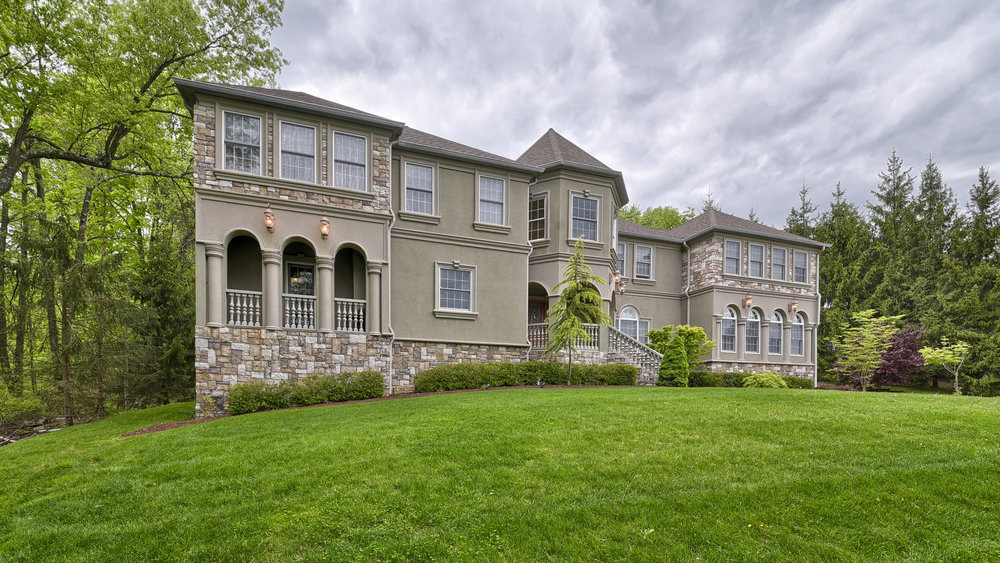131A Pine Brook Road,  Montville Listed for $1,498,000  Words simply can't describe the incredible taste and detail found in this breathtaking home...