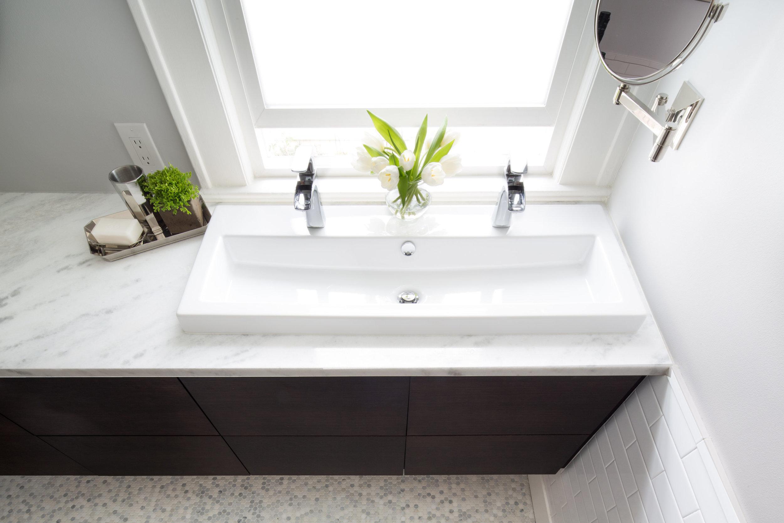 Mount Baker Bathroom — Distinctive Kitchens Seattle