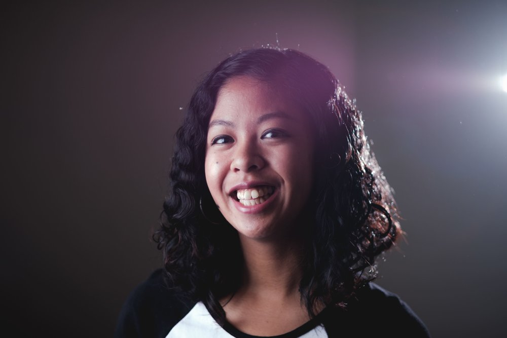 Volunteer Coordinator: Mariel Aquino - Her involvement with non-profits and attendance at local shows gained Mariel the light of a champion supporter. She resonates most with and is highly inspired by the dance and Hip Hop communities.