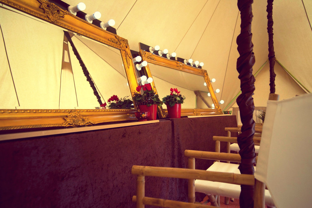 Hotel Bell Tent Event Services & Hotel Bell Tent