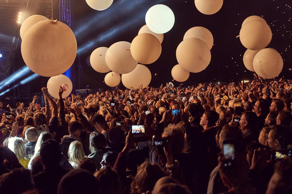 Festivals Night View