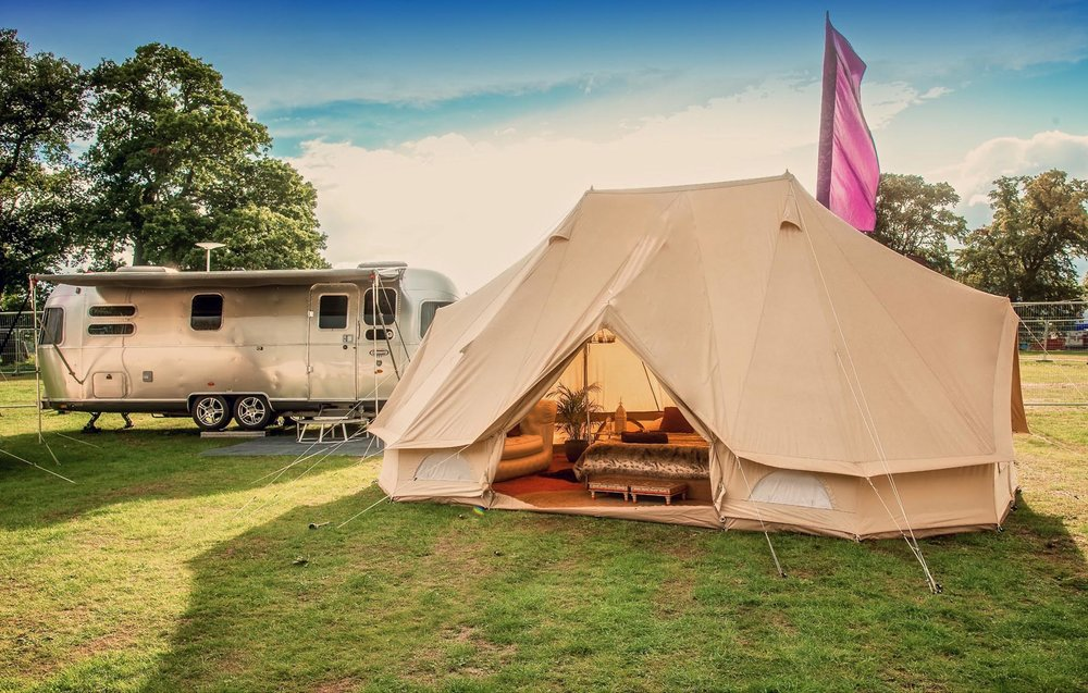 airstream-trailer-bell-tent.jpg & Hotel Bell Tent