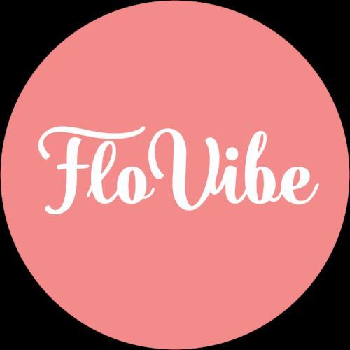 FloVibe Festival Logo