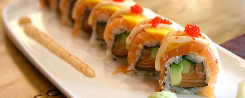 Social Sushi Roll