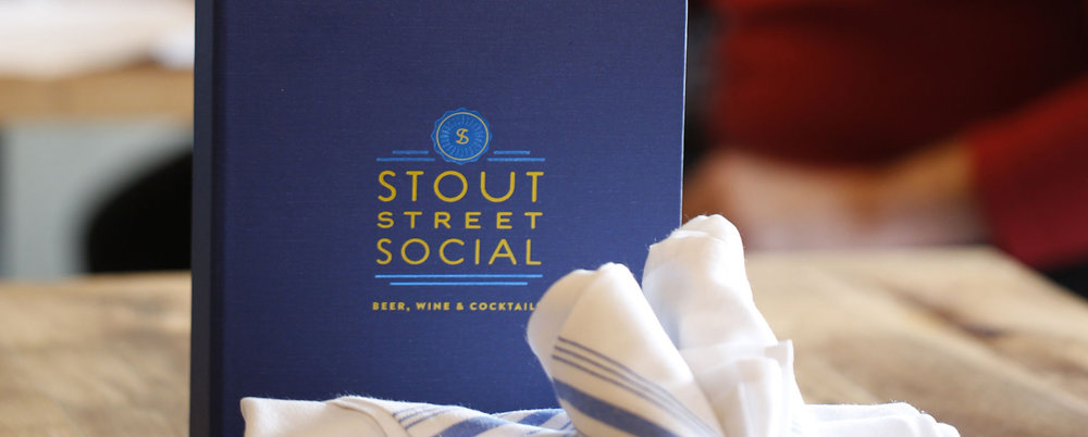 Stout street social cocktail book