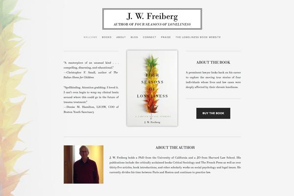 J. W. Freiberg www.jwfreiberg.com