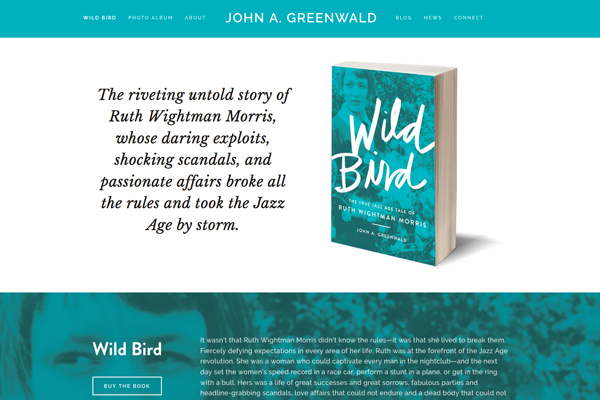 John A. Greenwald  www.johnagreenwald.com