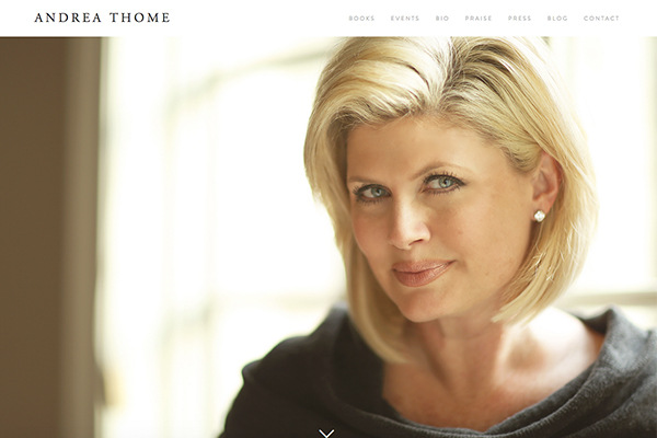 Andrea Thome www.andreathome.com