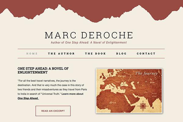 Marc DeRoche  www.marcderoche.com