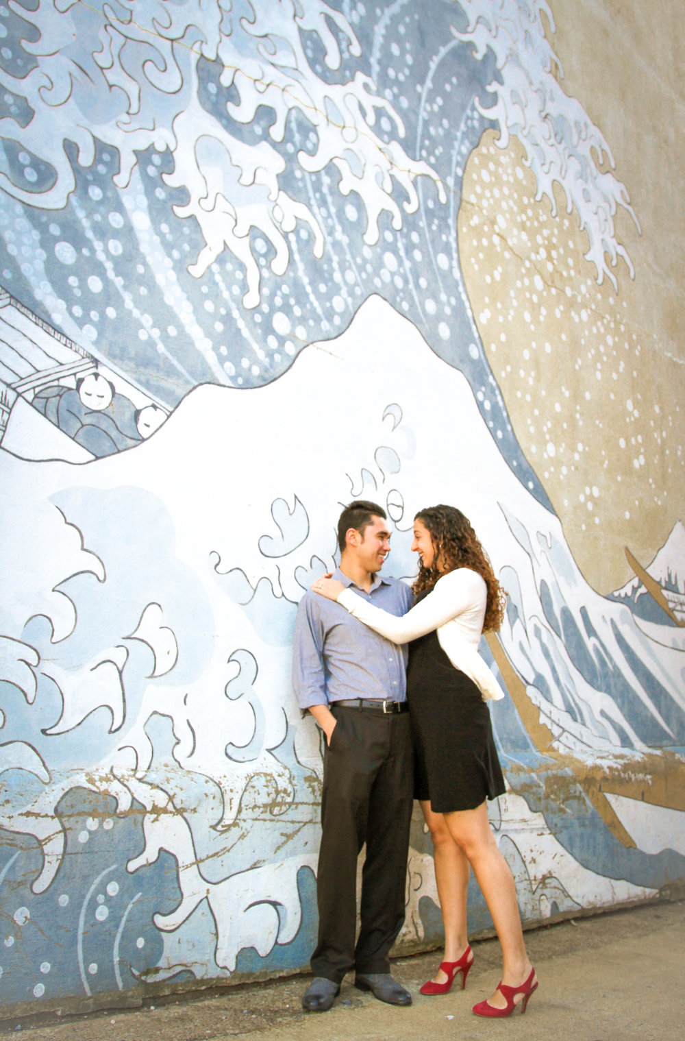 Lital & Garrett | Maral Noori Photography | Washington, DC Engagement Photographer