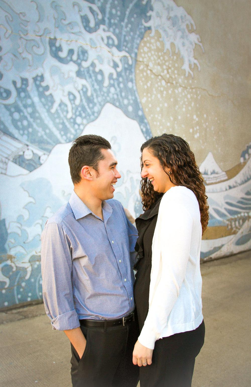 Lital & Garrett | Maral Noori Photography | Washington, DC Engagement Photographer