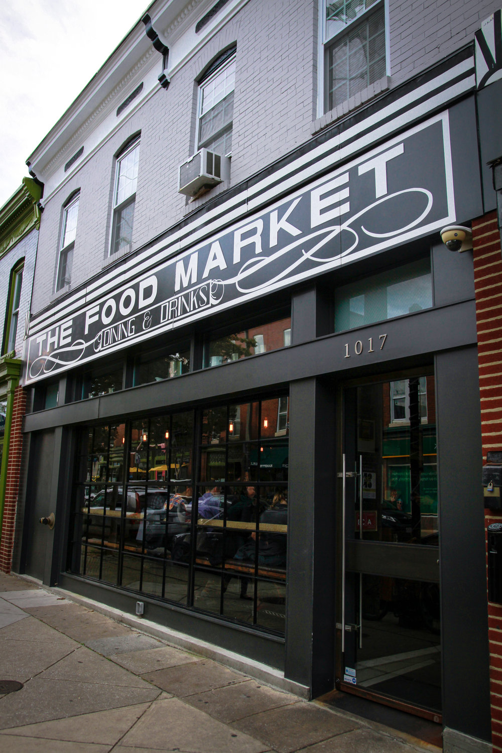 The Food Market | Restaurant | Hampden Baltimore Maryland | Travel Blog & Tips | Maral Noori Photography | Travel Blogger and Photographer